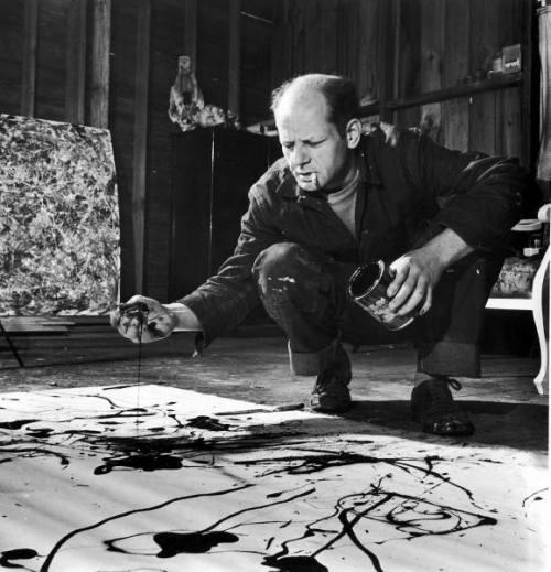 Картини Джексона Поллока – підробки?
