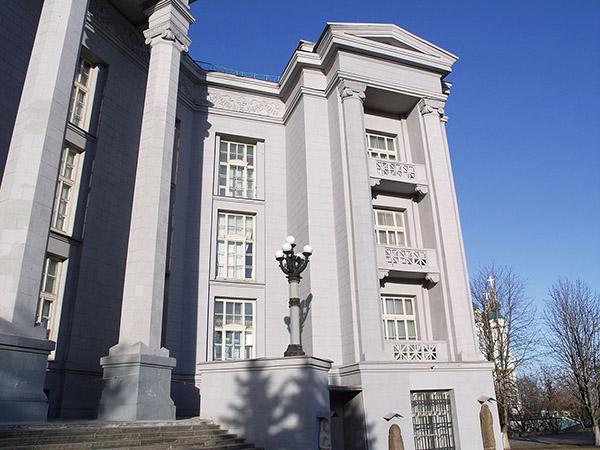 У музеї історії України розкажуть про «непростого» архітектора