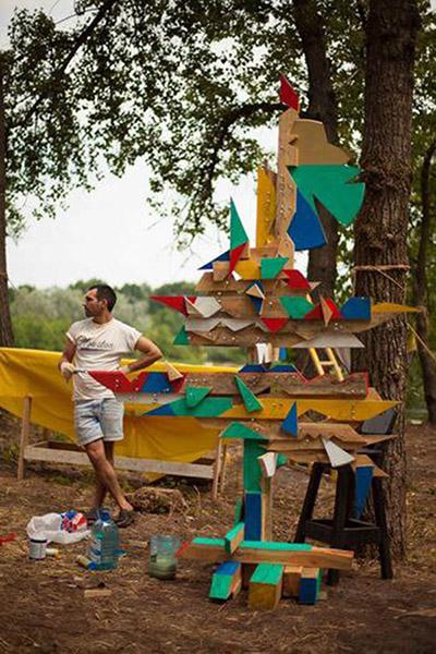 Одесский скульптор продемонстрирует «бедное искусство»