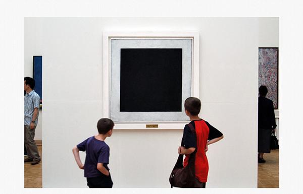 Под «Чёрным квадратом» нашли вторую картину Малевича