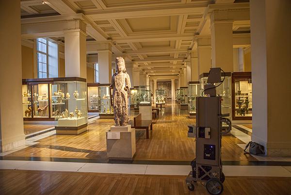 Google влаштовує віртуальну прогулянку Британським музеєм