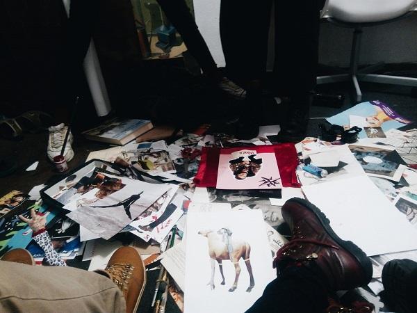 Студенти-митці відкрили галерею в гуртожитку й пропонують долучитися до виставки