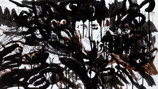 Анатолій Бєлов створив ілюстрації до вистави за текстом Андруховича
