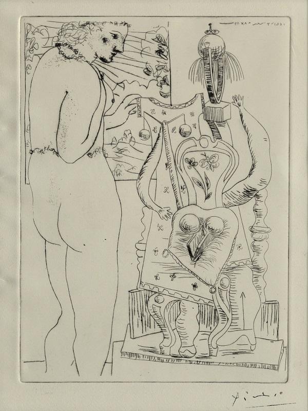 Твори Воргола, Пікассо, Міро виставлять на аукціон в Києві