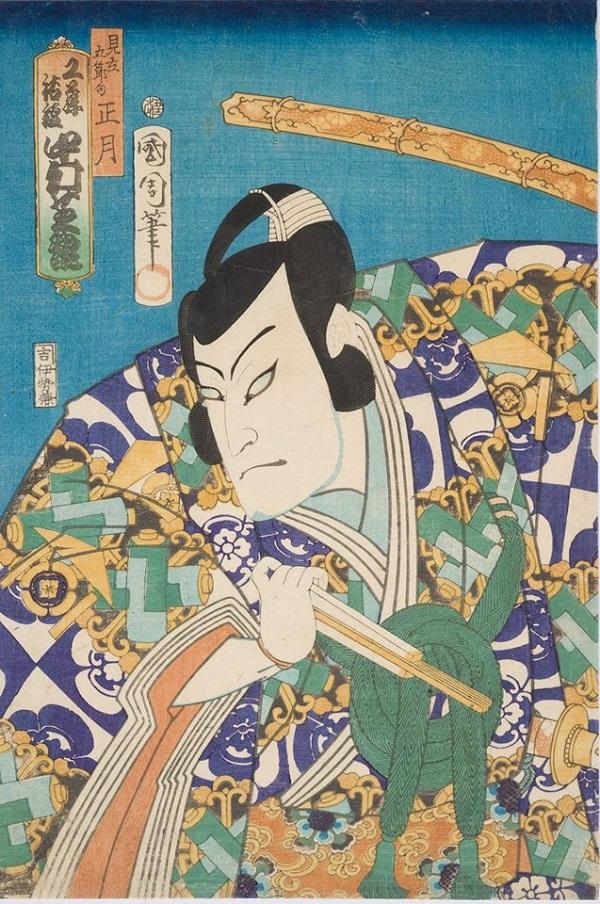 НХМУ покаже колекцію японської графіки ХІХ століття