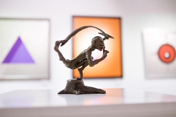 Музеї Історії Києва експонує твори митця й майстра йоги Андрія Сідерського