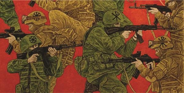 Давид Чичкан покаже виставку про те, чим був, став і міг стати Майдан
