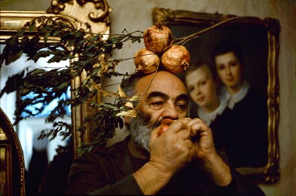 День народження Параджанова відсвяткують удома в Кавалерідзе