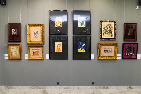 Оригінали Далі й Воргола продали на аукціоні в Києві