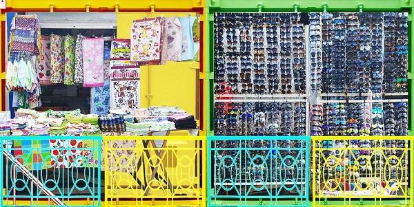Виставка в Києві покаже український базар очима американських студентів