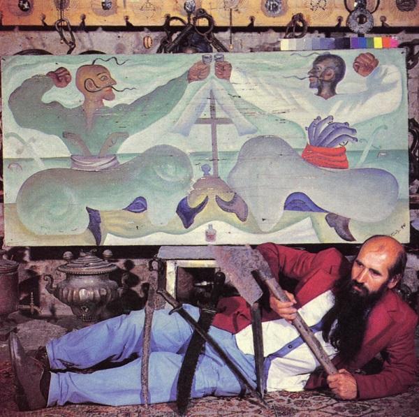 Галерея «Дукат» виставкою вшанує 75-у річницю Федора Тетянича (Фрипульї)