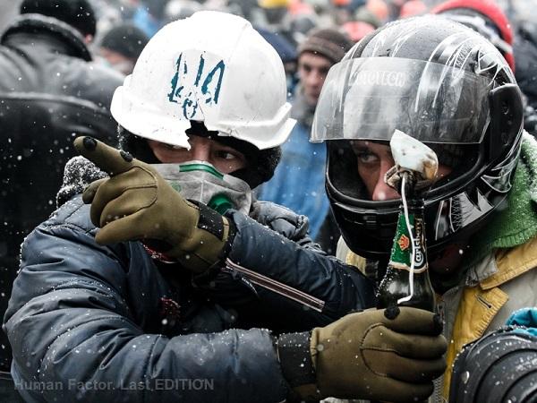 В Українському домі покажуть більше 200 світлин фотографів Майдану