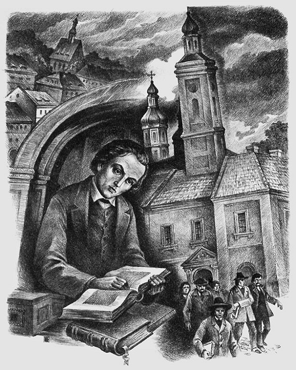 Пішов з життя відомий графік Іван Крислач
