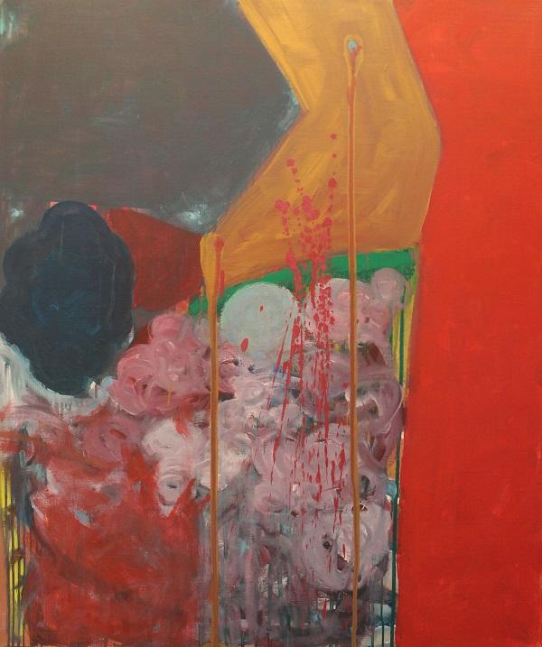 Музей історії Києва експонує інтуїтивний живопис Андрія Ревенка