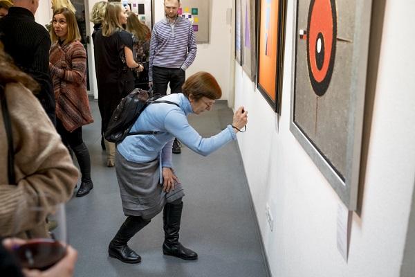 «Геометрія просвітлення» митця й майстра йоги Андрія Сідерського. Продовження