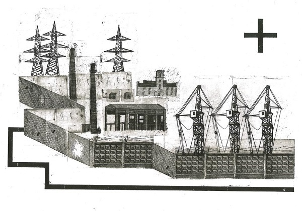 В EDUCATORIUM триває виставка про абстрактне місто й життя в ньому