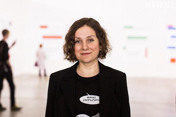 Аліса Ложкіна розповість про 100 років українського мистецтва