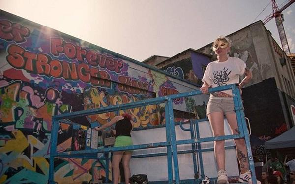 Показ фільму про ґрафіті-художниць пройде у Центрі візуальної культури