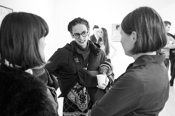 В ІЗОЛЯЦІЇ відбудеться artist talk чеської художниці Мартіни Смутної