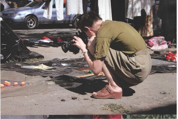 Ута Кільтер представить свій відео-архів та розповість про мистецтво 90-х