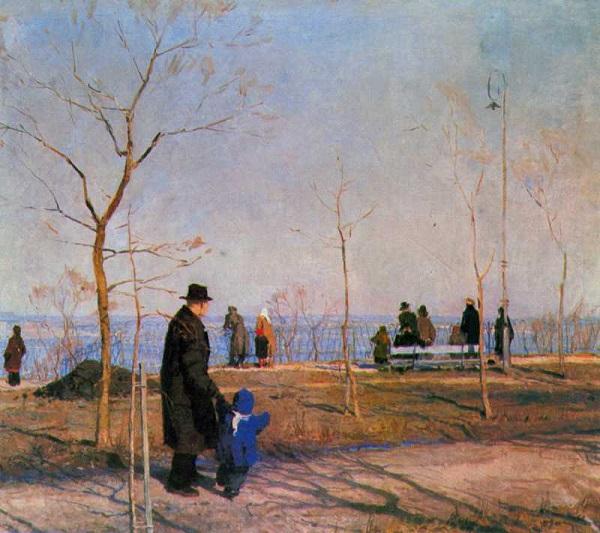 Одеський художній музей покаже свою колекцію творів Яблонської