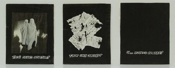 Виставка в Полтаві розповість про місцеве неформальне мистецтво 90-х