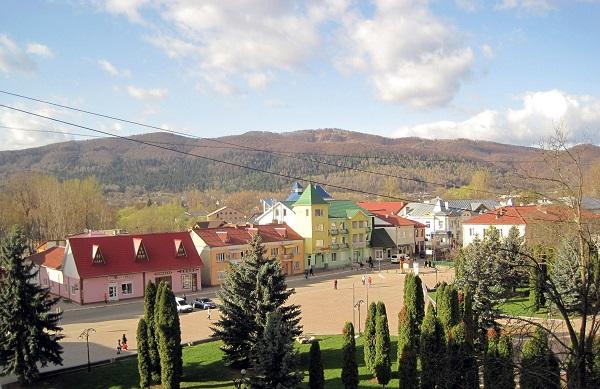 Міжнародні експерти розроблять план культурного розвитку міста Косів