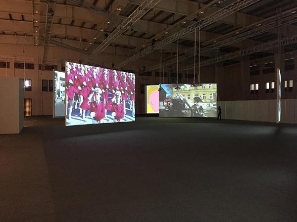 Галерея ЦЕХ представила Україну на арт-ярмарку в Бахрейні
