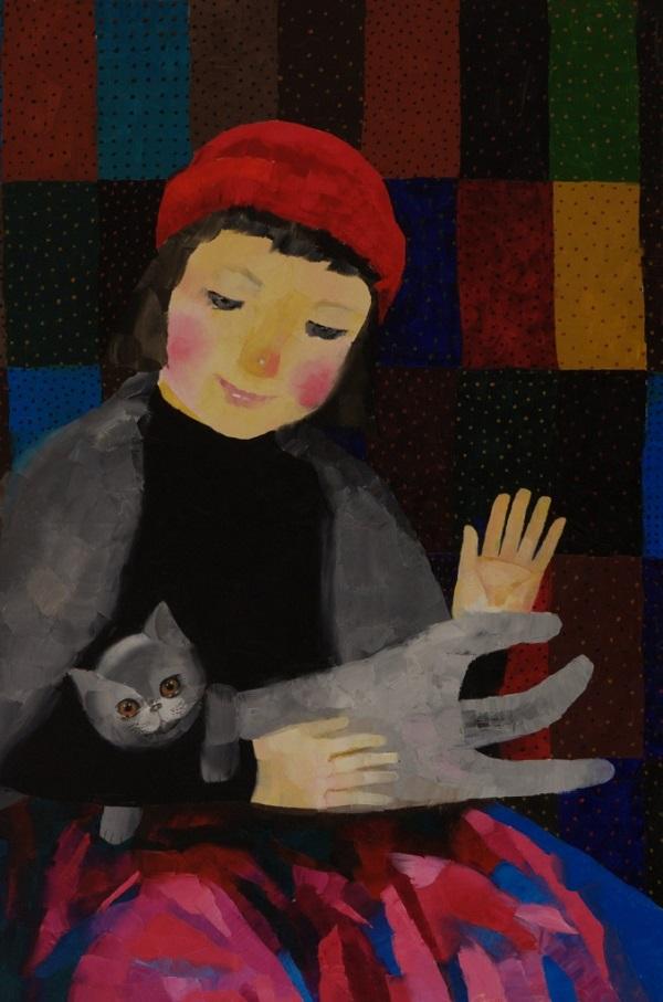 79 відомих митців представили свої твори на виставці в Києві