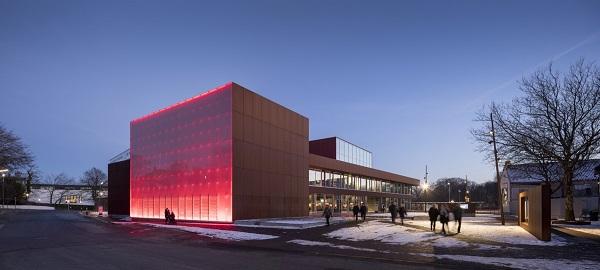 Новий театр у Йоррінгу: перший за 100 років театр за межами Копенгагена