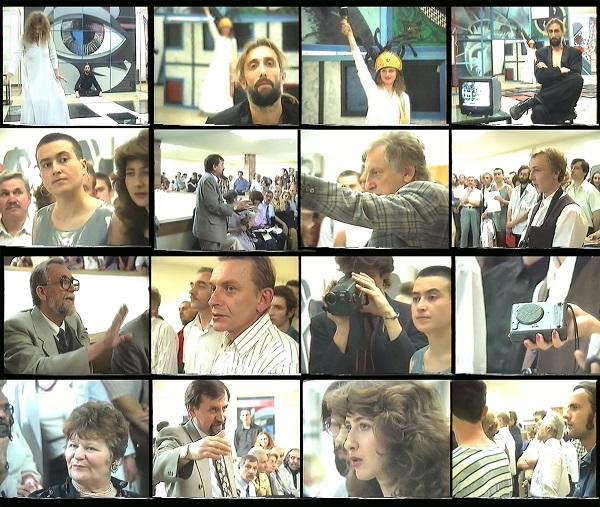 У Києві відкрилася виставка українського медіа-арту 90-х