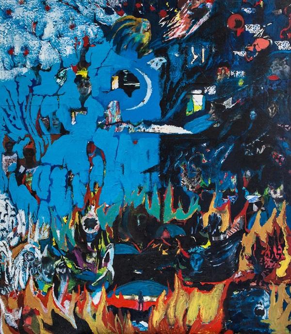 Молоде покоління митців заявило про себе виставкою в Києві