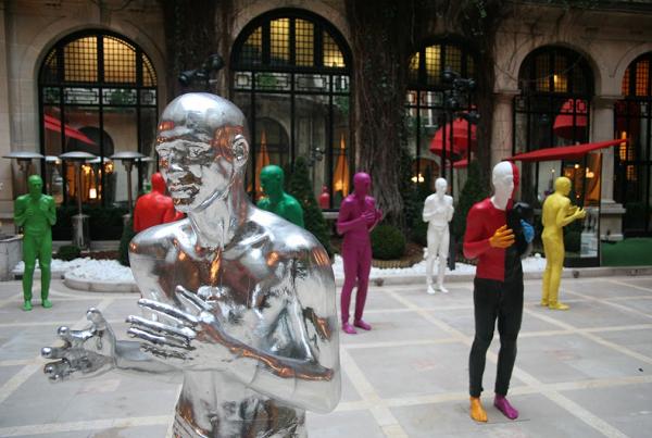 «Деперсоналізація»: виставка Віктора Сидоренка у Щербенко Арт Центрі