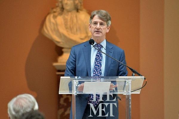 Директор Музею Метрополітен Томас Кемпбелл йде у відставку