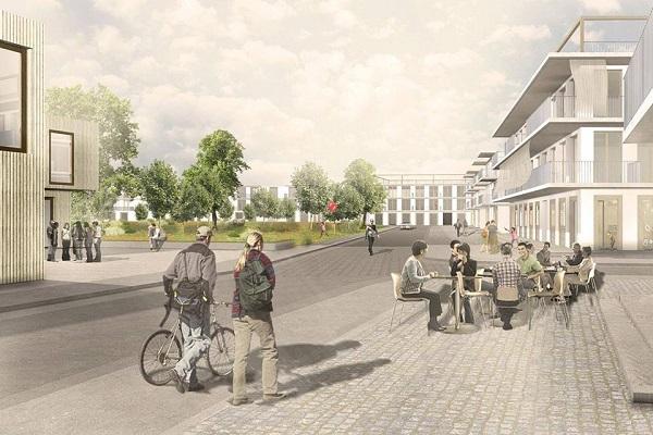 Архітектор із Цюріху Роланд Зюгер прочитає лекцію в школі CANactions