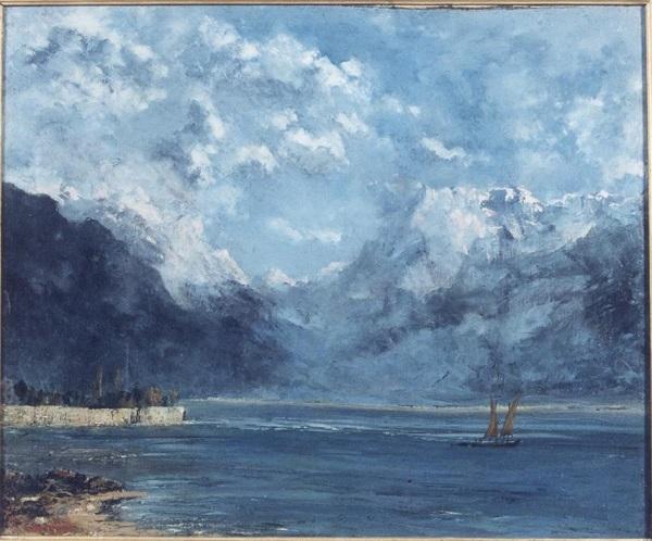 У французькому музеї знайшли забуту картину Густава Курбе