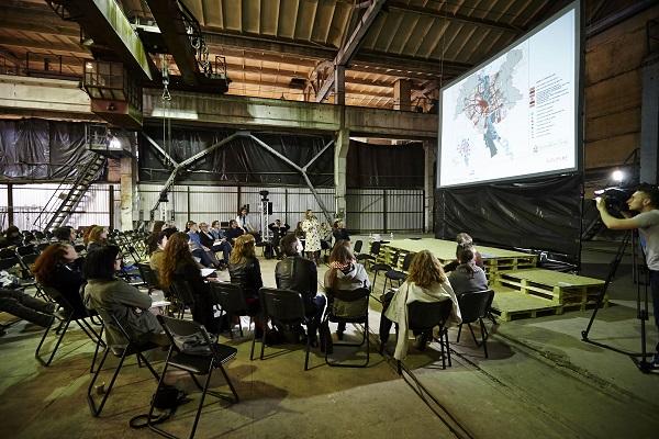 Воркшоп з просторового розвитку Мистецького Арсеналу: Open Call