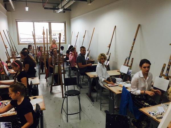 5 українських митців долучилися до виставки World Art Dubai 2017