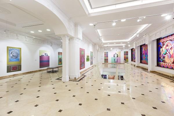 ArtUkraine Gallery запрошує поговорити з митцями про Рай