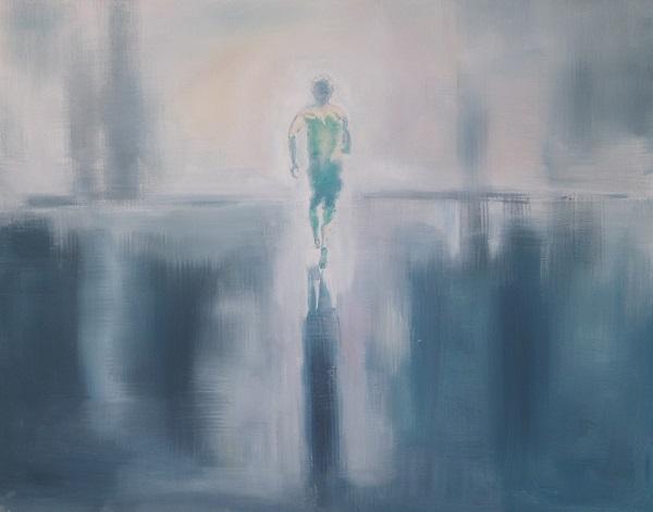 Виставка Марини Шкарупи покаже людство, що шукає вихід