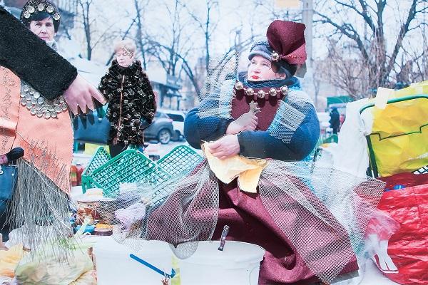 Виставка-дослідження української сучасної фотографії триває в Одесі