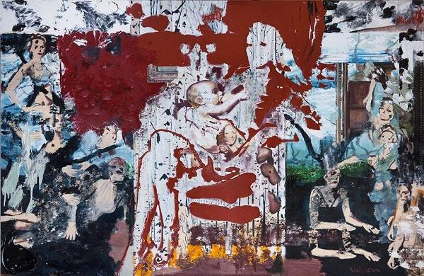 Анна Валієва представить масштабну серію творів про час і спогади