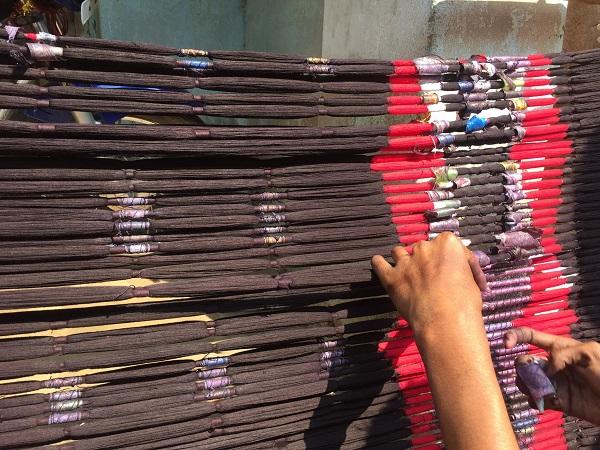 Open Call: резиденція у Індії для митців, які працюють з текстилем