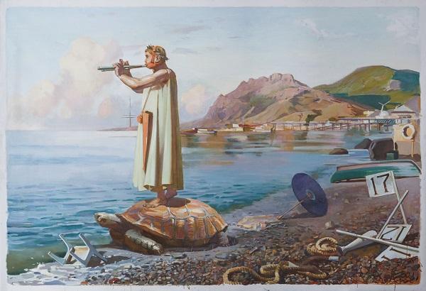 ArtUkraine Gallery представить виставку Арсена Савадова