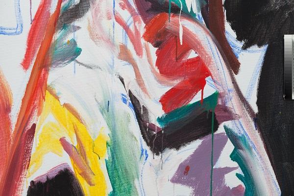 Олександр Бабак представить новий живописний проект на Kyiv Art Week
