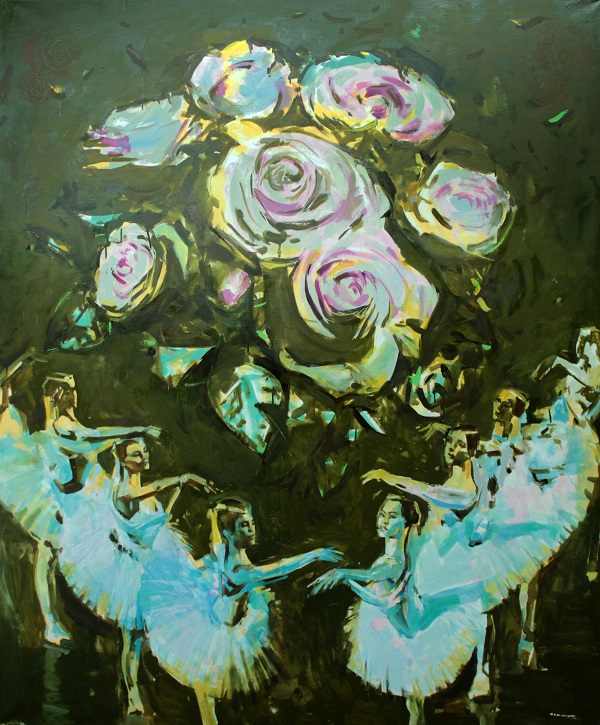 Виставка в Карась Галереї розкриває соціальний аспект балетної культури