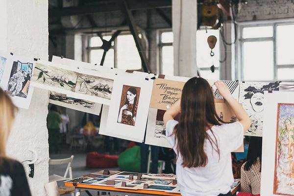 ПРИНТ ФЕСТ 2/100: у Києві вдруге пройде фестиваль ручних технік друку