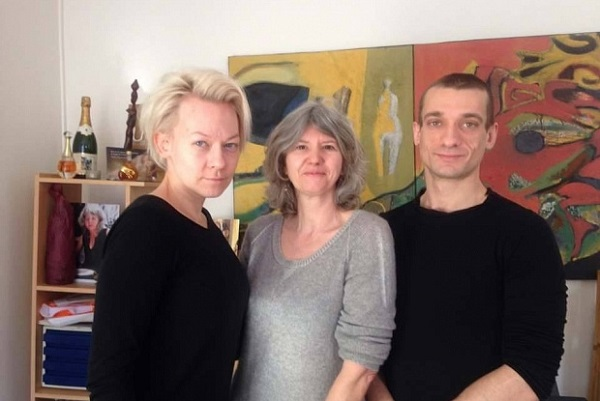 Російський акціоніст Павленський отримав політичний притулок у Франції