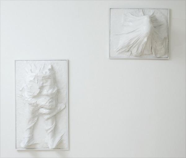 Марія Куликовська представить серію скульптур з мила, солі та парафіну