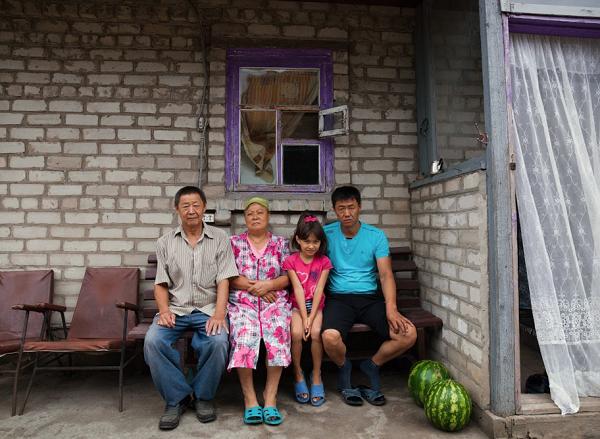 Корейський фотограф представив соціальний проект у Києві